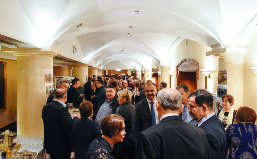 Posuška večer u Zagrebu